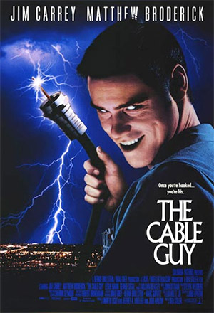 The Cable Guy เป๋อ จิตไม่ว่าง
