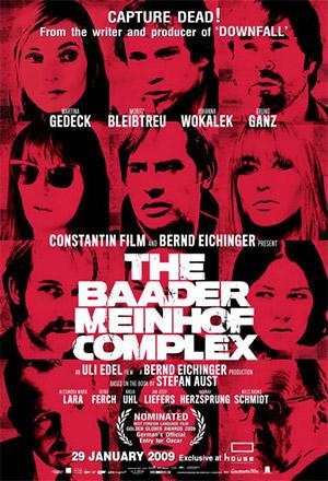 คลิก ดูรายละเอียด The Baader Meinhof Complex