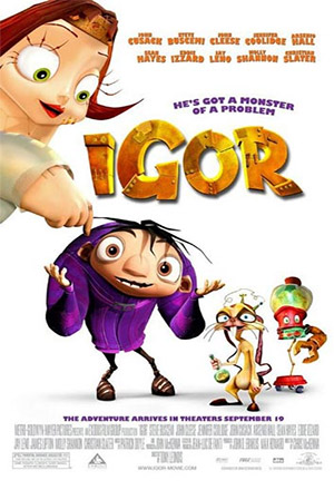 Igor อัจฉริยะพลังมหึมา