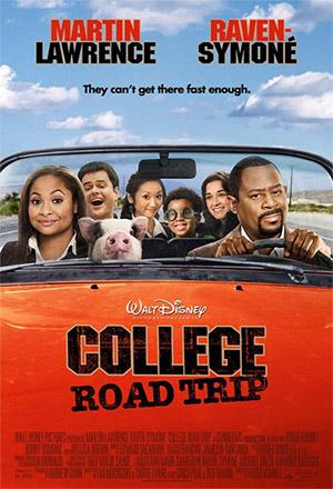 คลิก ดูรายละเอียด College Road Trip
