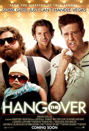 The Hangover เดอะ แฮงค์โอเวอร์ เมายกแก๊ง แฮงค์ยกก๊วน