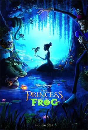 คลิก ดูรายละเอียด The Princess and the Frog