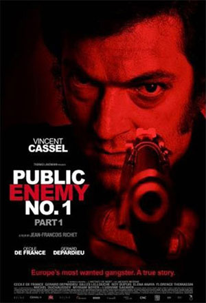 Public Enemy 1 อหังการโคตรคนเหยียบฟ้า 1 Public Enemy Number One Part 1