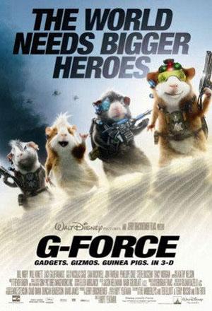 G-Force  หน่วยจารพันธุ์พิทักษ์โลก
