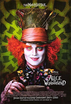 Alice in Wonderland อลิซผจญแดนมหัศจรรย์