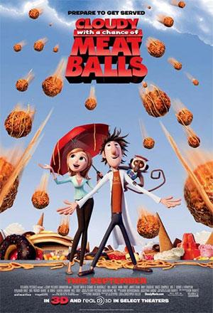 คลิก ดูรายละเอียด Cloudy with a Chance of Meatballs