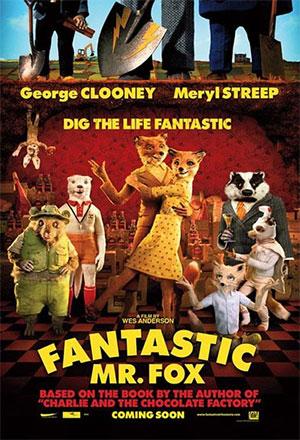 Fantastic Mr. Fox  คุณจิ้งจอกจอมแสบ