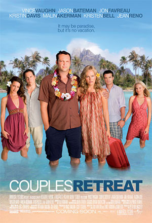 Couples Retreat เกาะสวรรค์บำบัดหัวใจ