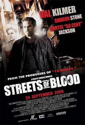 Streets of Blood สตรีท ออฟ บลัด ตำรวจระห่ำ กระชากปมโหด