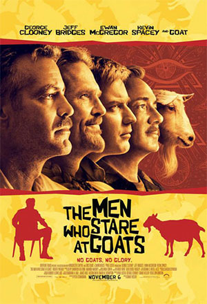 The Men Who Stare At Goats เรียกข้าว่า จารชนจ้องแพะ