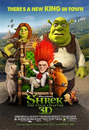 Shrek Forever After เชร็ค สุขสันต์ นิรันดร Shrek 4, Shrek Goes Fourth