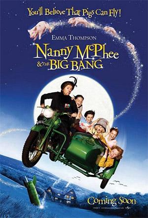 คลิก ดูรายละเอียด Nanny McPhee and the Big Bang