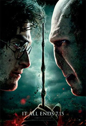 Harry Potter and the Deathly Hallows Part 2 แฮร์รี่ พอตเตอร์ กับ เครื่องรางยมทูต ภาค 2 Harry Potter 7.2