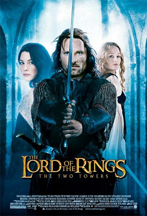 The Lord of The Rings: The Two Towers ศึกหอคอยคู่กู้พิภพ The Lord of The Rings II