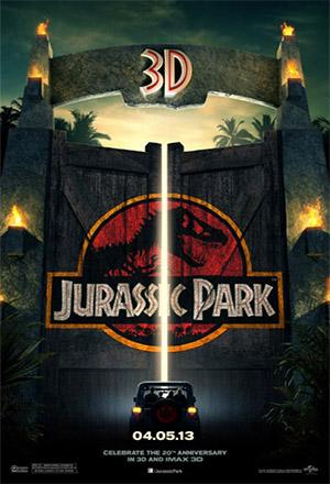 คลิก ดูรายละเอียด Jurassic Park  3D