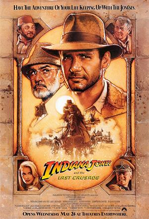 Indiana Jones and the Last Crusade อินเดียน่า โจนส์ แอนด์เดอะ ลาสต์ ครูเซดส์