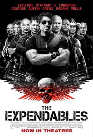 The Expendables โครตคนทีมมหากาฬ