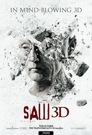 Saw VII 3D เกม ตัด-ต่อ-ตาย 7 Saw 7