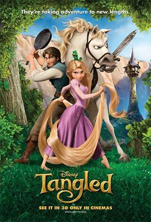 Tangled เจ้าหญิงผมยาวกับโจรซ่าจอมแสบ Rapunzel, ราพันเซล