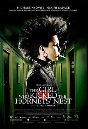 คลิก ดูรายละเอียด The Girl Who Kicked the Hornet