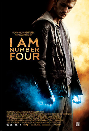 คลิก ดูรายละเอียด I Am Number Four