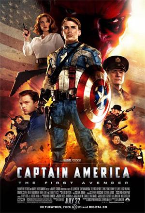 คลิก ดูรายละเอียด Captain America: The First Avenger