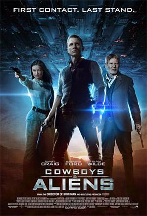 คลิก ดูรายละเอียด Cowboys & Aliens