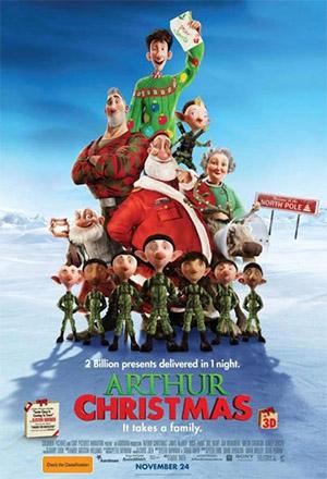 คลิก ดูรายละเอียด Arthur Christmas