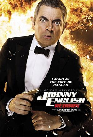 Johnny English Reborn พยัคฆ์ร้าย ศูนย์ ศูนย์ ก๊าก..สายลับกลับมาป่วน Johnny English 2