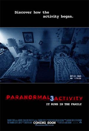 Paranormal Activity 3 เรียลลิตี้ ขนหัวลุก 3