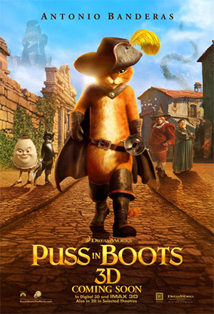 Puss in Boots พุซ อิน บู๊ทส์