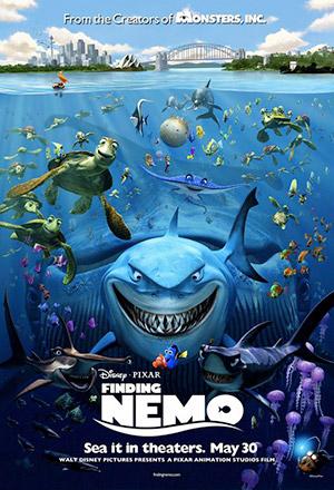 คลิก ดูรายละเอียด Finding Nemo