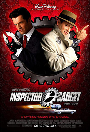 คลิก ดูรายละเอียด Inspector Gadget