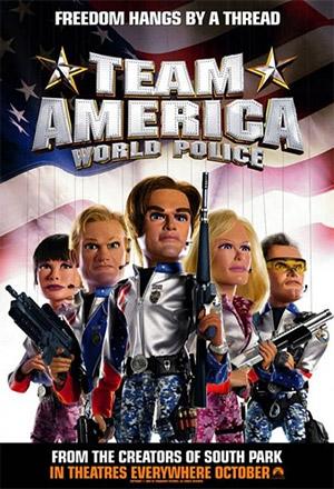 Team America: World Police หน่วยพิทักษ์ กู้ภัยโลก
