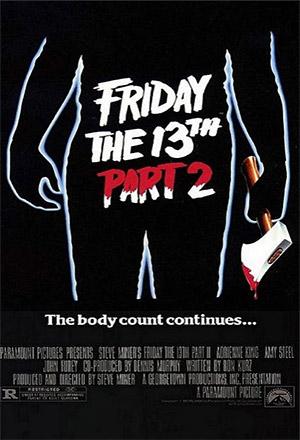 คลิก ดูรายละเอียด Friday the 13th Part 2