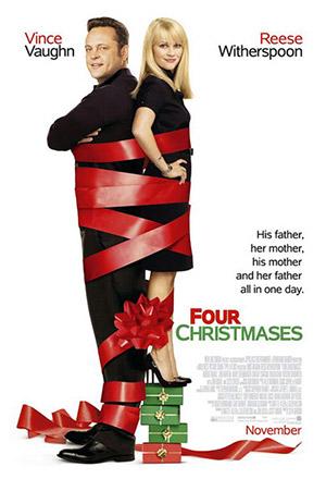 คลิก ดูรายละเอียด Four Christmases