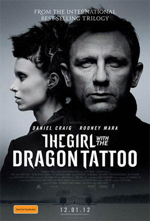 คลิก ดูรายละเอียด The Girl with the Dragon Tattoo