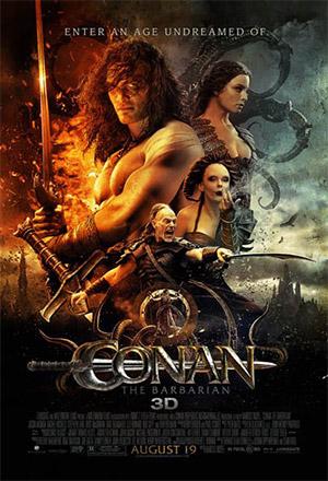 Conan the Barbarian โคแนน นักรบเถื่อน Conan 3D