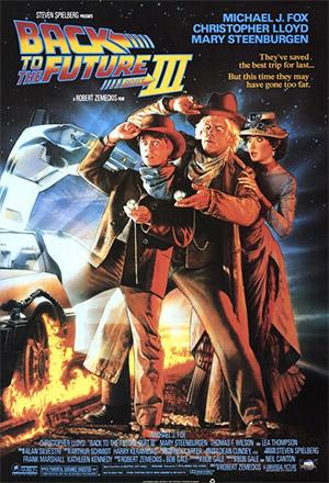 Back to the Future III เจาะเวลาหาอดีต