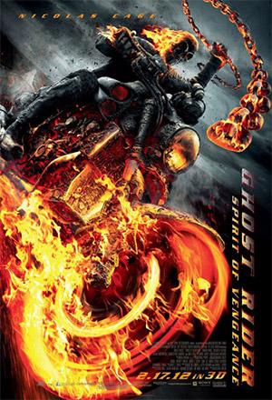 คลิก ดูรายละเอียด Ghost Rider: Spirit of Vengeance