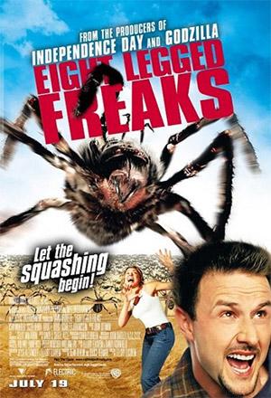 คลิก ดูรายละเอียด Eight Legged Freaks