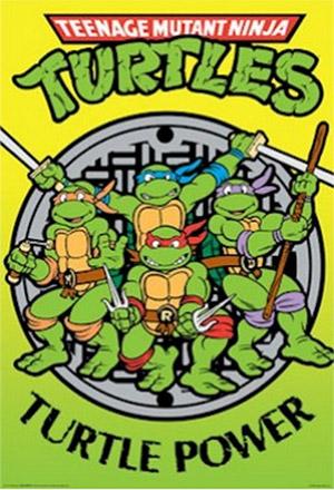 คลิก ดูรายละเอียด Teenage Mutant Ninja Turtles