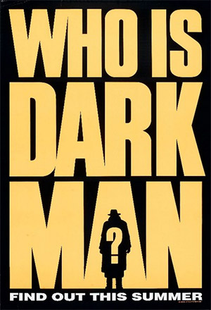 Darkman ดาร์คแมน หลุดจากคน