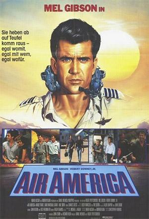 Air America แอร์อเมริกา หน่วยจู่โจมเหนือเวหา