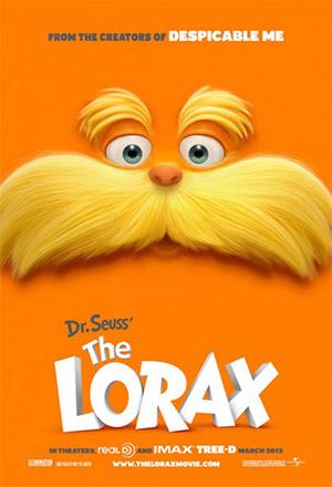 Dr.Seuss' The Lorax คุณปู่โลแรกซ์ มหัศจรรย์ป่าสีรุ้ง The Lorax