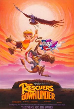 คลิก ดูรายละเอียด The Rescuers Down Under