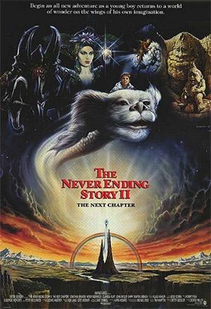 คลิก ดูรายละเอียด The Neverending Story II: The Next Chapter