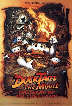 คลิก ดูรายละเอียด DuckTales: The Movie - Treasure of the Lost Lamp