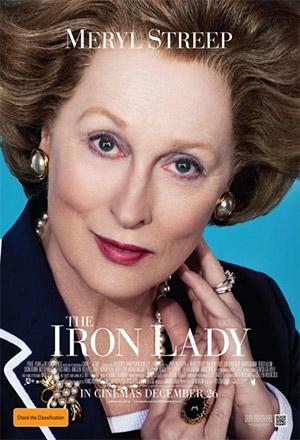 The Iron Lady มาร์กาเร็ต แธตเชอร์...หญิงเหล็กพลิกแผ่นดิน