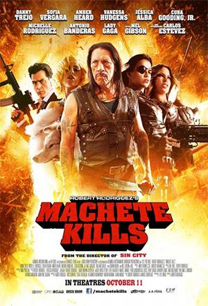 คลิก ดูรายละเอียด Machete Kills